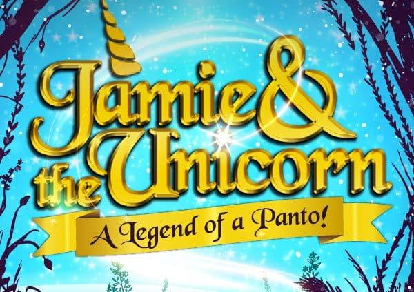Jamie & The Unicorn… A legend of a panto